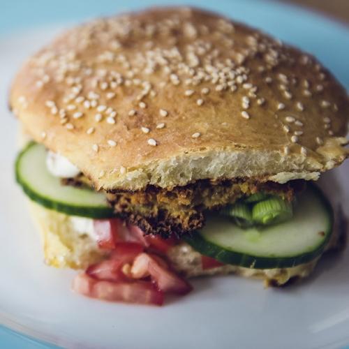 Sapresti-Burger végétarien